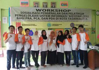 Workshop Sosialisasi SIA Tasikmalaya
